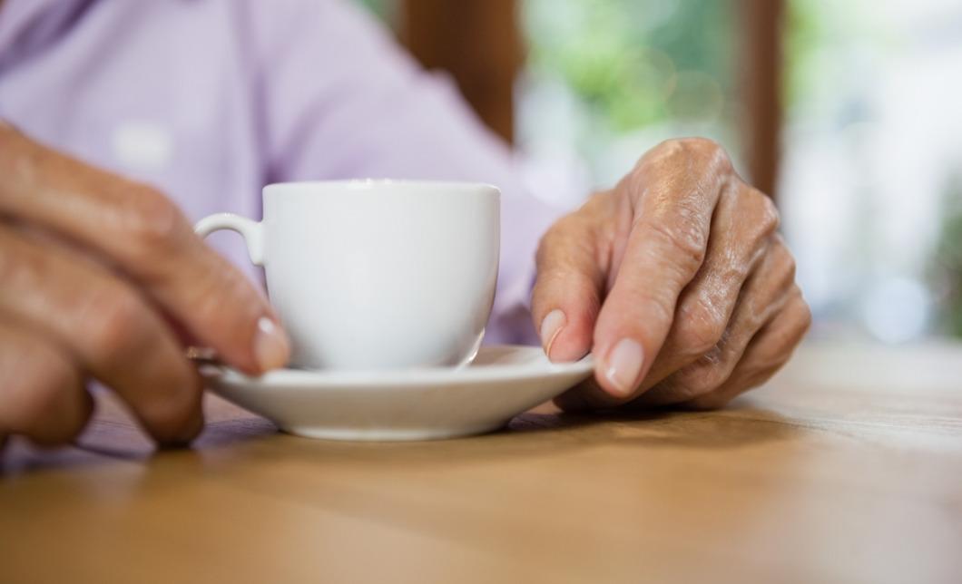 Övervikt kan få äldre att leva längre