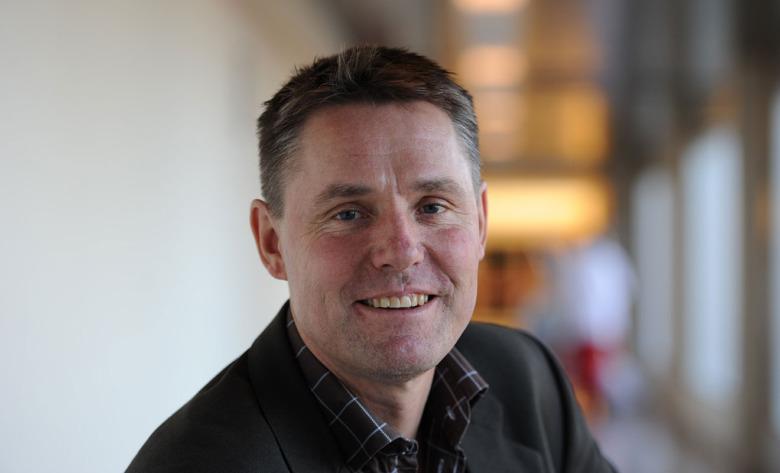 Johan Cosmo, sjukhuschef, CSK Kristianstad, förvaltningschef, Skånes sjukhus NO