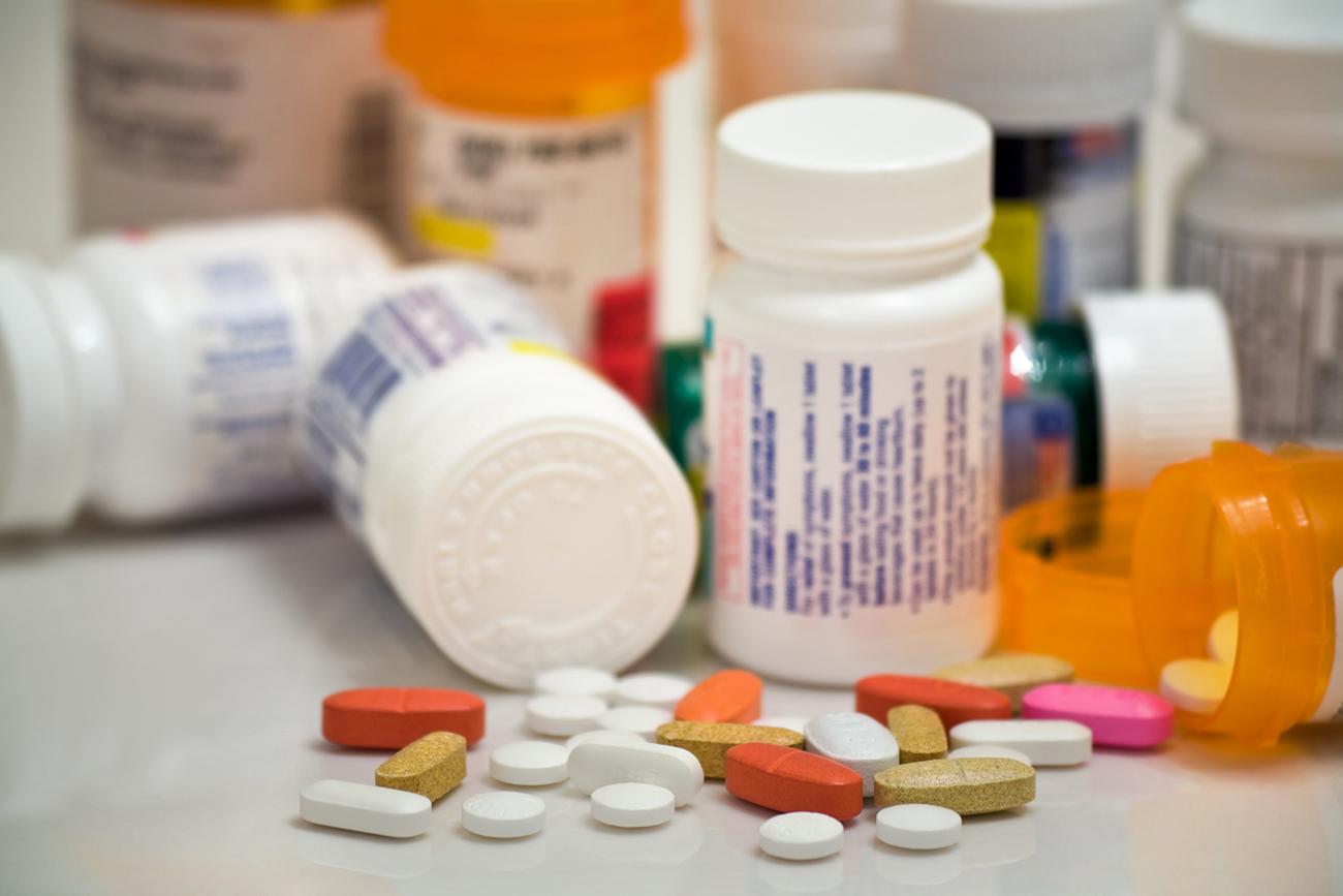 Nyckeln till medicinrummet en riskfaktor