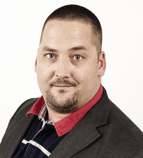 Robin Öberg, konsult på Alna