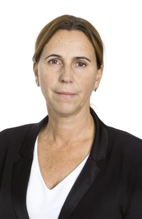 Porträtt på Corinne Pedroletti