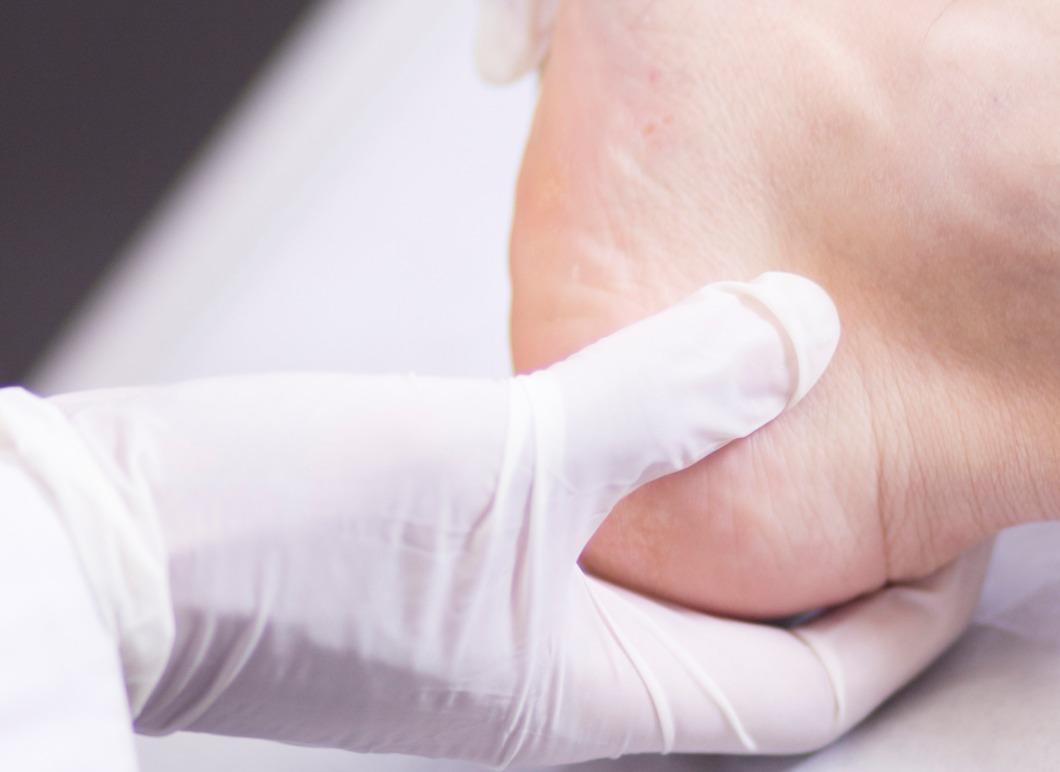 Kvinna klämskadades vid röntgen