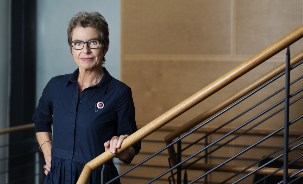 Danska regeringen stoppar sjuksköterskornas strejk