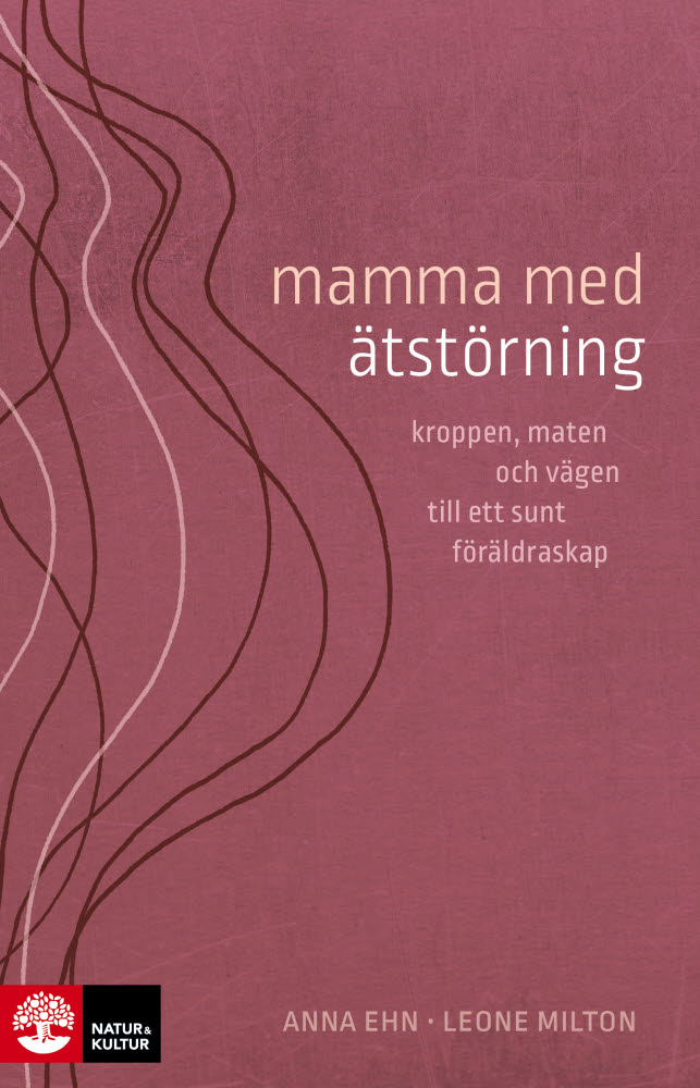 Bokomslag till Boken Mamma med Äästörning