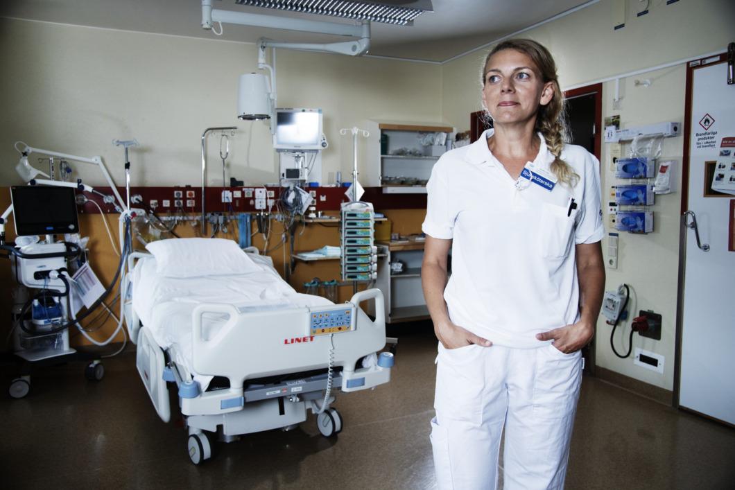 """Iva-sjuksköterskan: """"Varje dödsfall är så onödigt"""""""