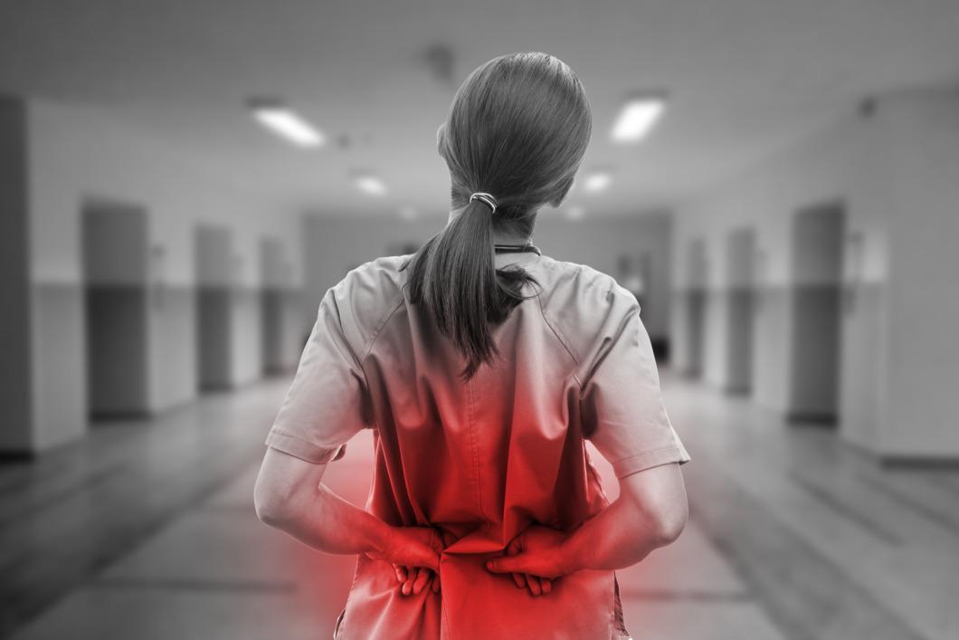 Arbetsmiljön glöms bort vid patientförflyttningar