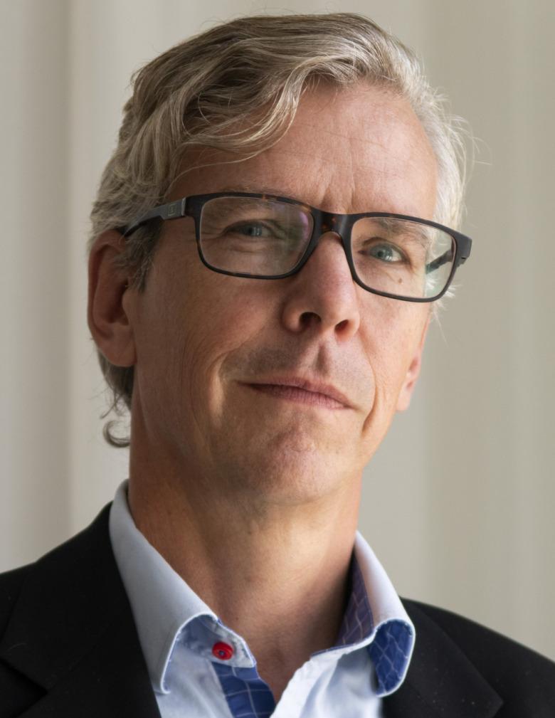 Porträtt på Jan Lundin,