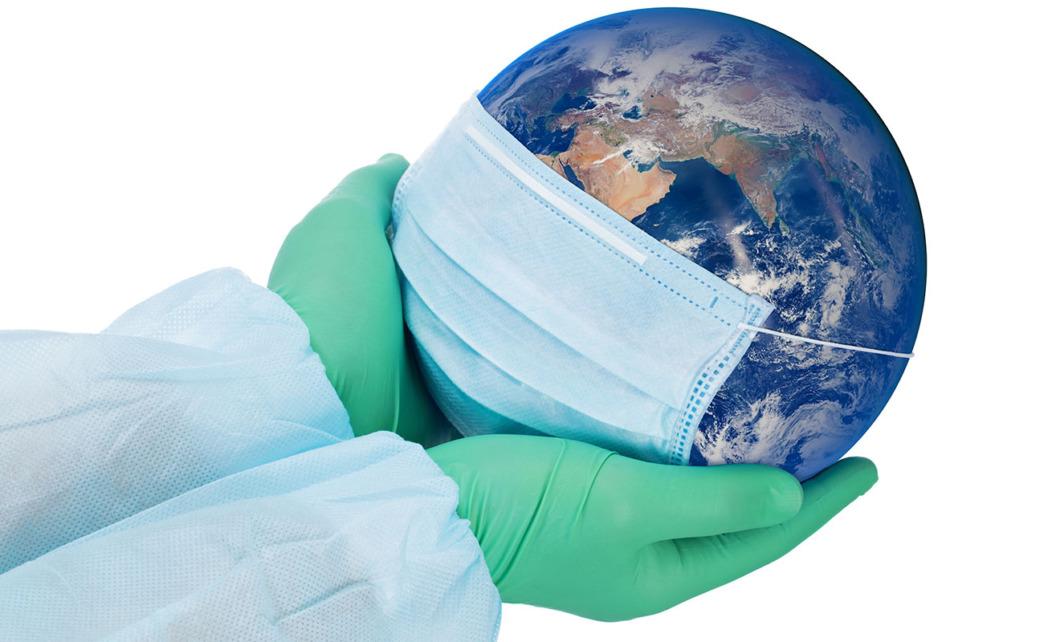 Kollegor i världen – så kämpar de mot pandemin