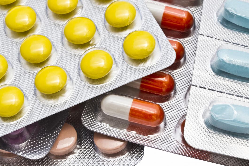 Många svenskar sjuka av mediciner