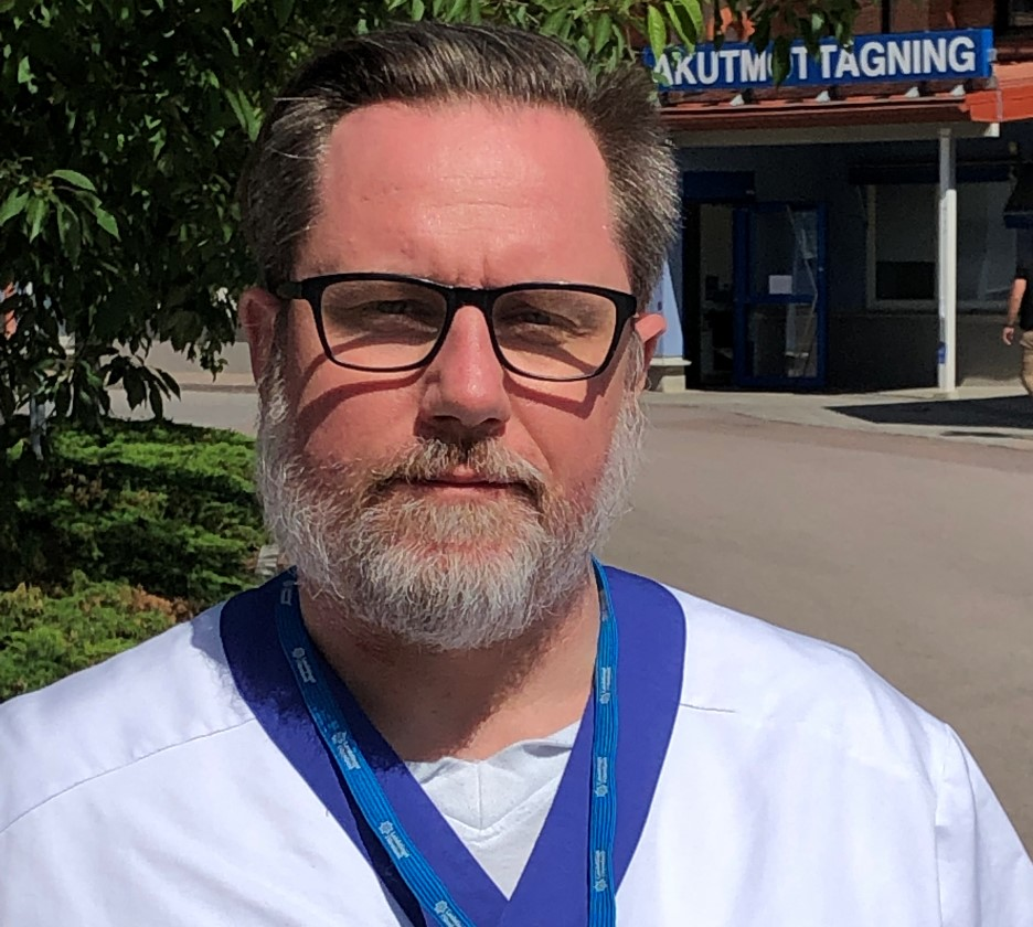 Skyddsombuden i Karlstad slår larm om arbetstrycket på akuten