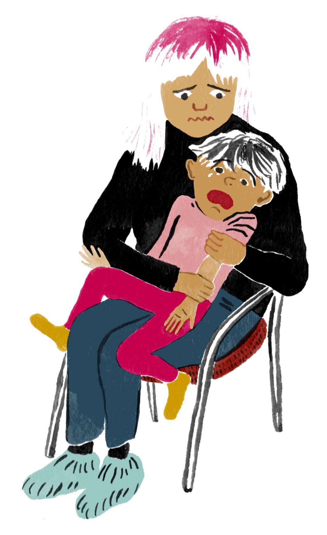 Sjuksköterskors tidsbrist hot mot barns bästa i vården