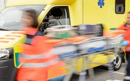 Fel bedömning ofta bakom vårdskador i ambulans