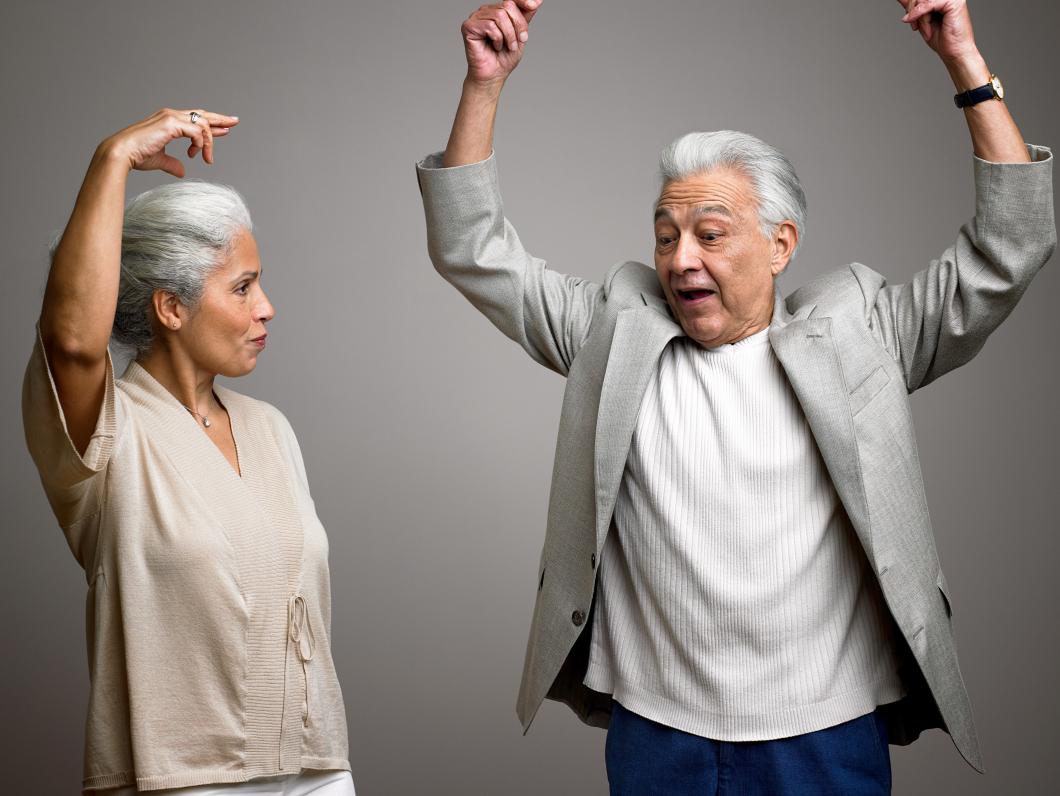 Seniorträffar bra för äldres hälsa
