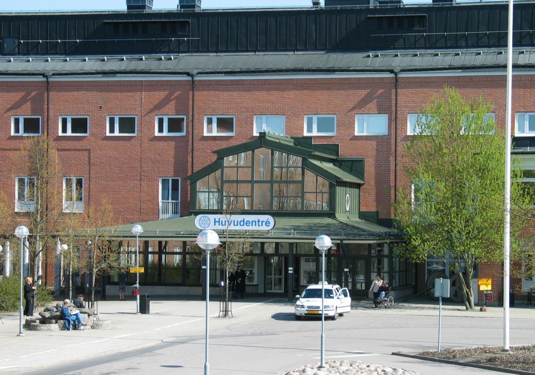Vrinnevisjukhuset anmält till Arbetsmiljöverket