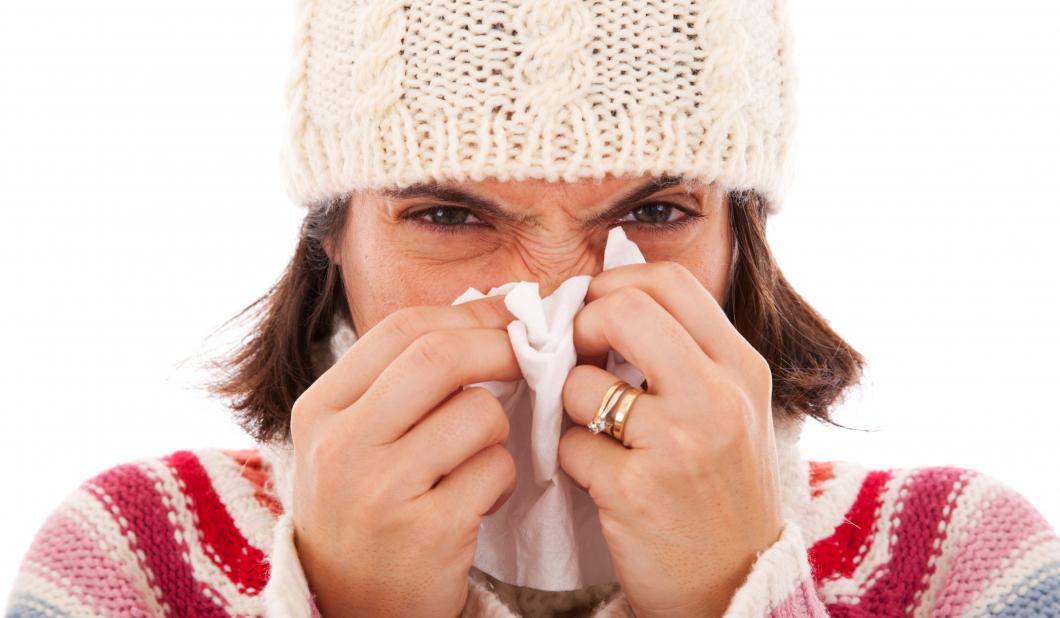 Svårt att hinna med alla influensaprover på Gotland