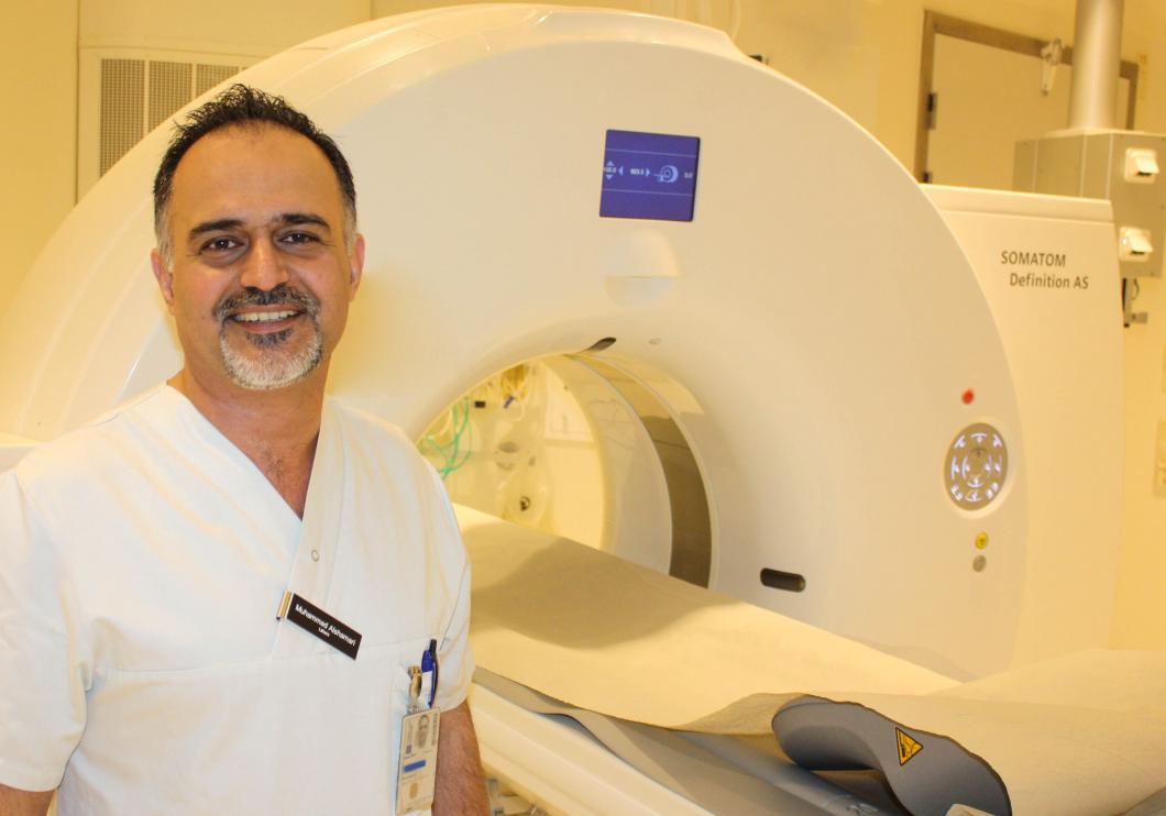 Nya röntgenrön ger säkrare diagnos