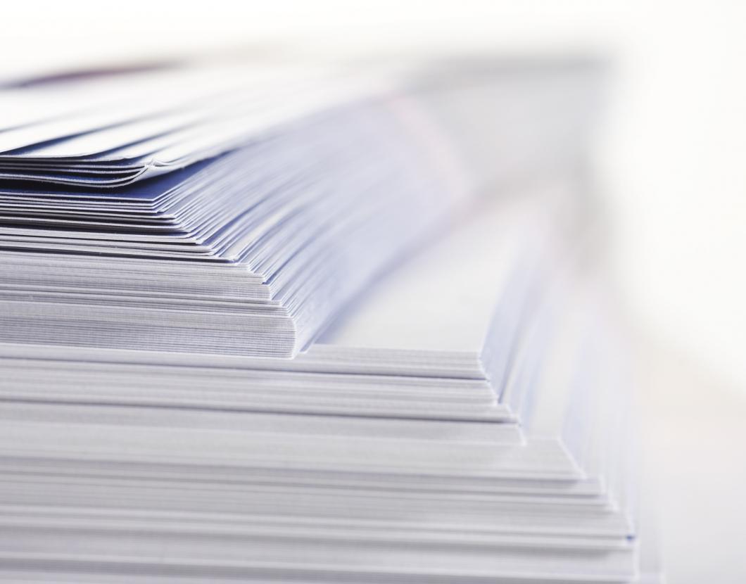Läkare slängde 50 journaler i pappersåtervinning