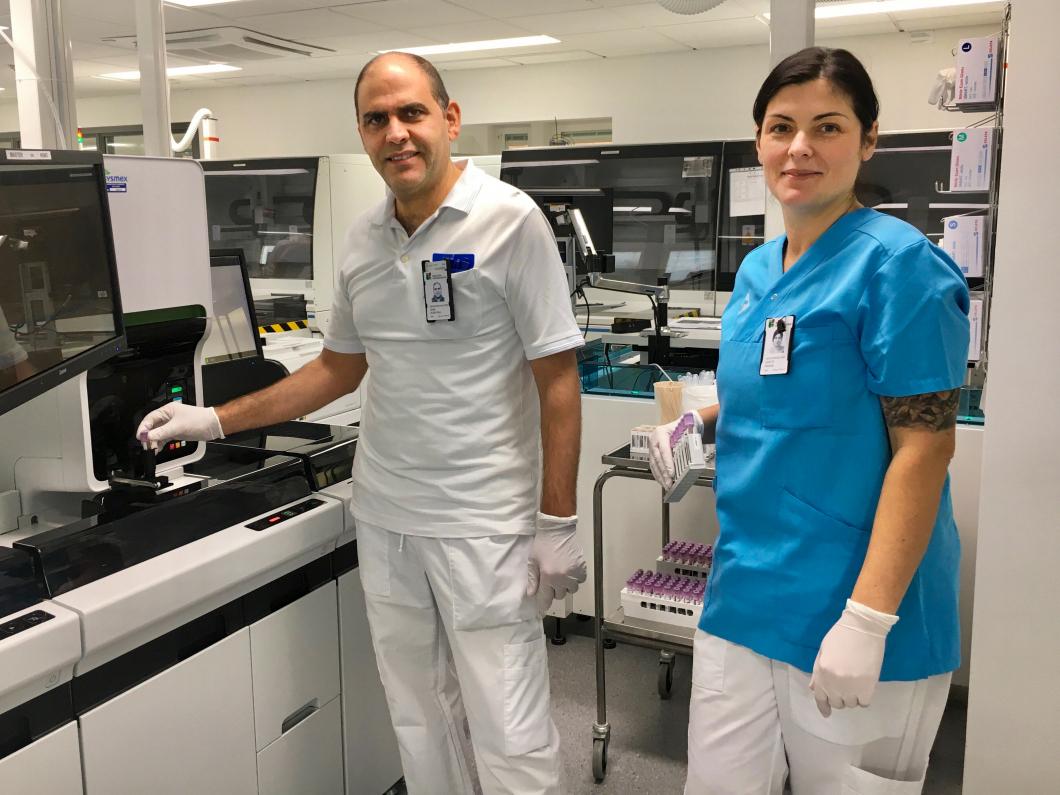 Ny metod förenklar kvalitetskontroll av plasma