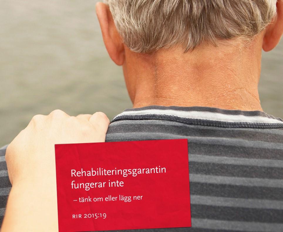 Få hjälpta av rehabiliteringsgarantin