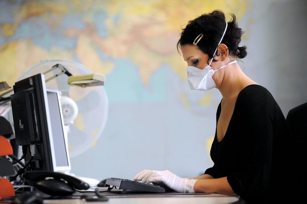 Två landsting testar nationell it-lösning mot vårdrelaterade infektioner