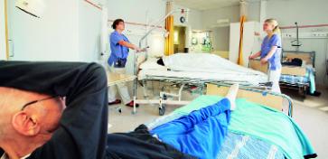 Fler vårdplatser men inte mer personal