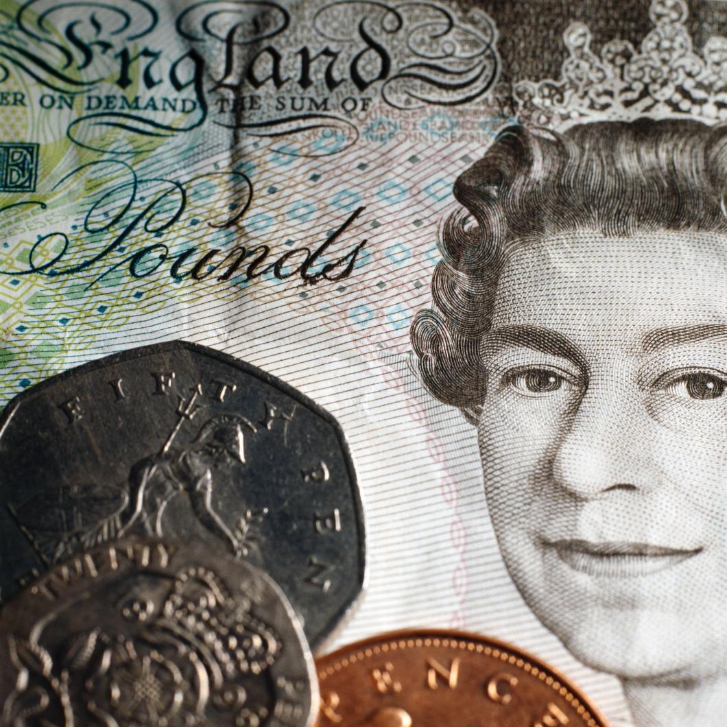 Frysta löner för Storbritanniens sjuksköterskor