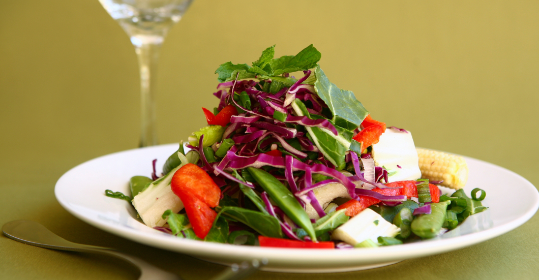 På hjärtkliniken i Örebro ska alla erbjudas vegetariskt