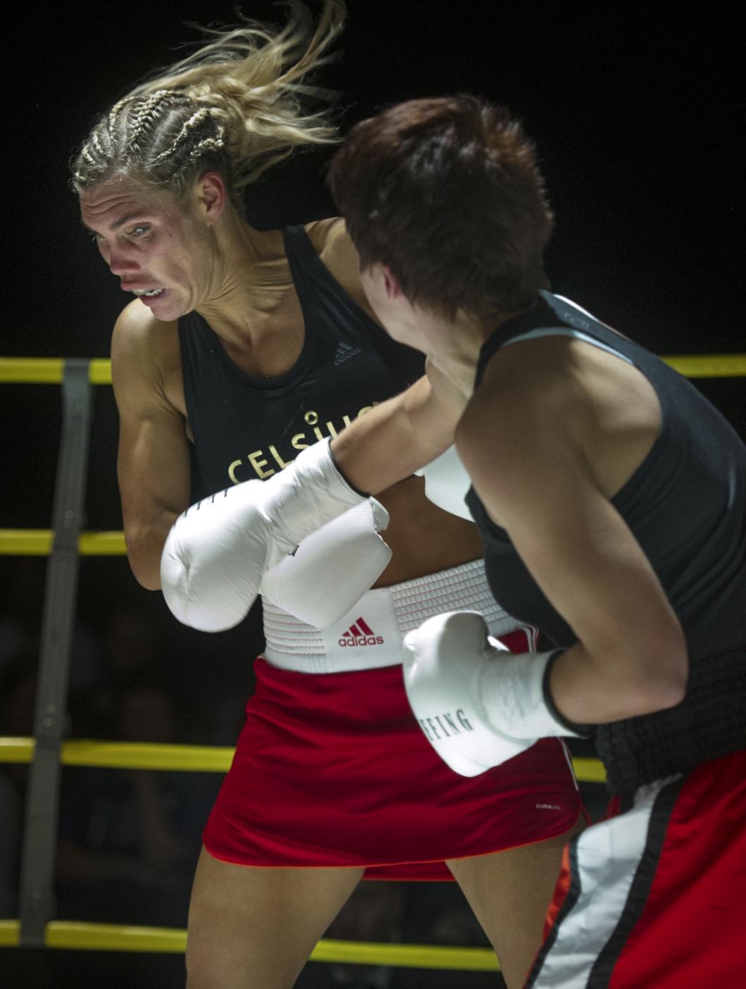 Hjärnskakning efter knockout kan ta flera månader att läka