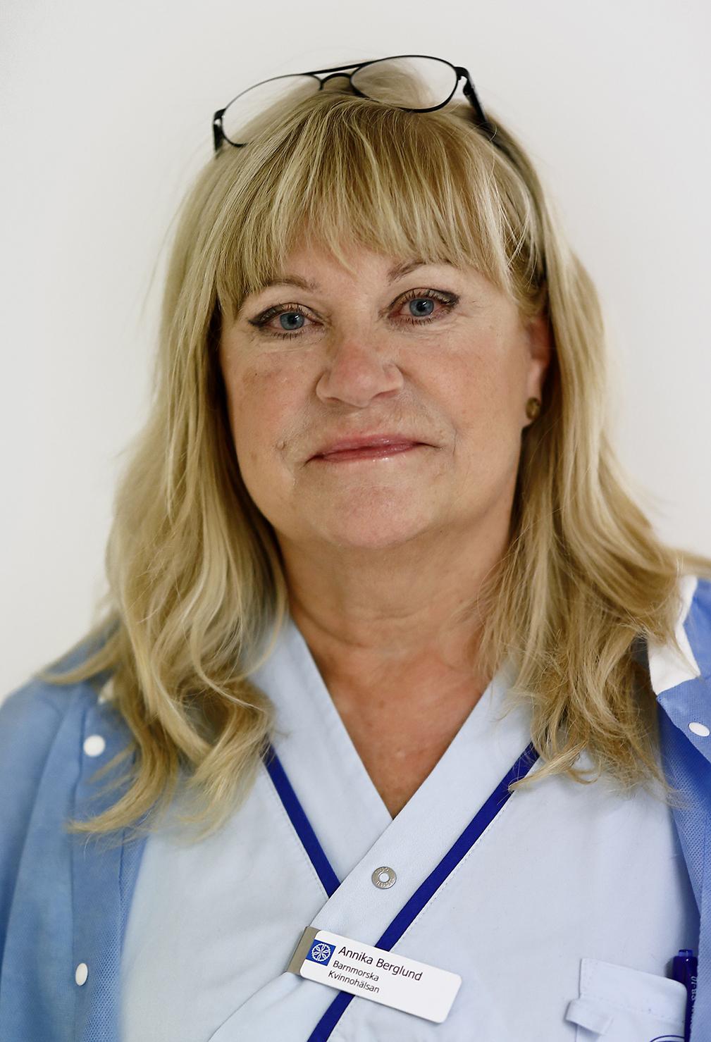 """Annika Berglund: """"Ett eget fackförbund är helt rätt"""""""