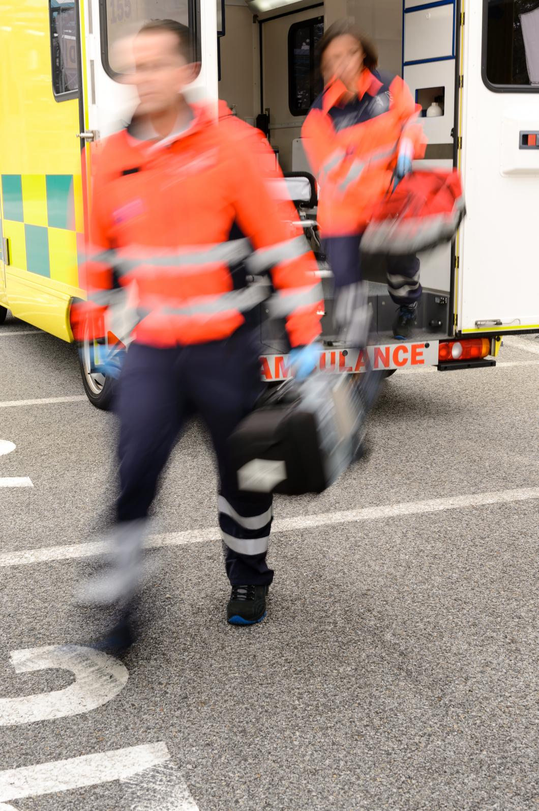 Dataspel inspirerar ambulansutbildning