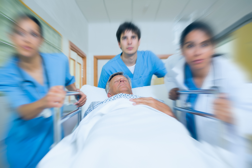 Fysiskt slit och hypertoni ökar risken för hjärtinfarkt
