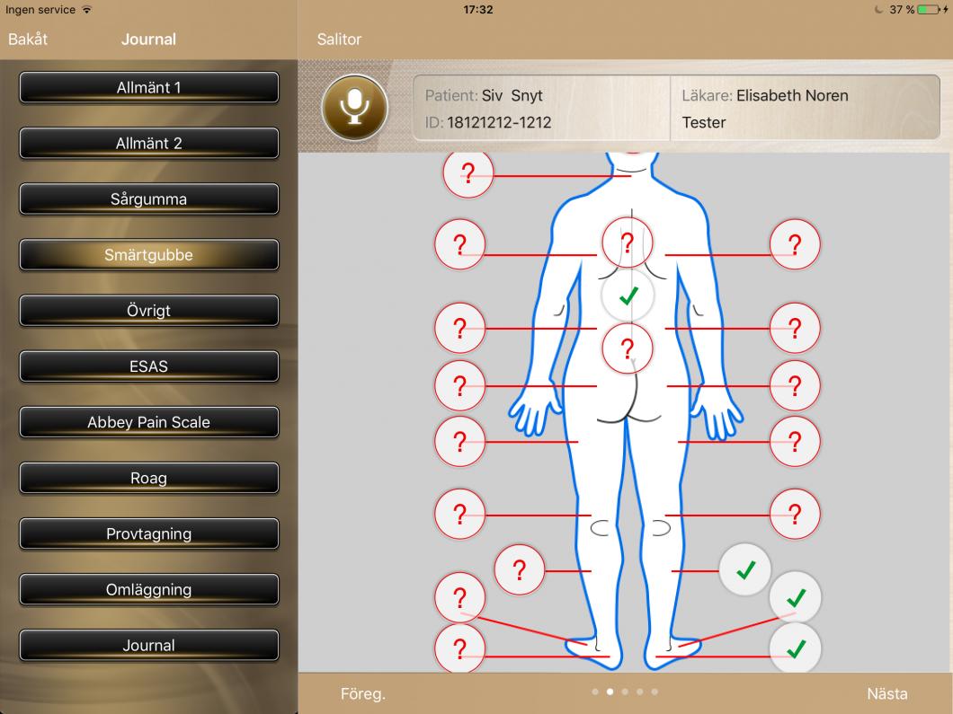 Sjuksköterskor skapade it-verktyg för ökad kvalitet