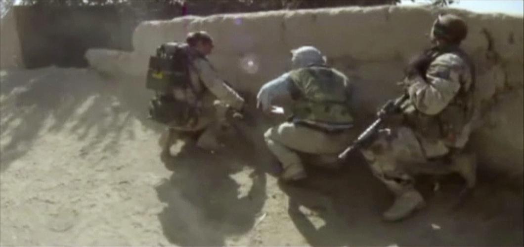 Öppnar mottagning för soldater med krigstrauman