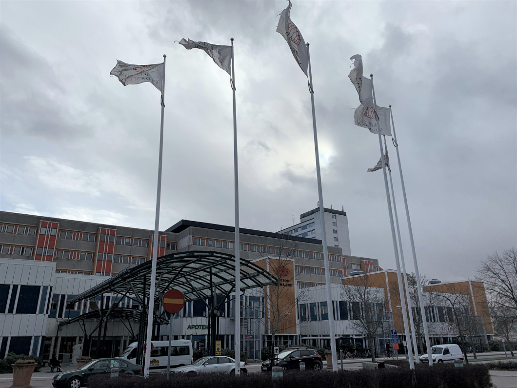 Mälarsjukhuset mitt i stormen
