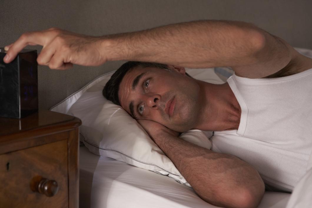 Sömnlös natt påverkar generna