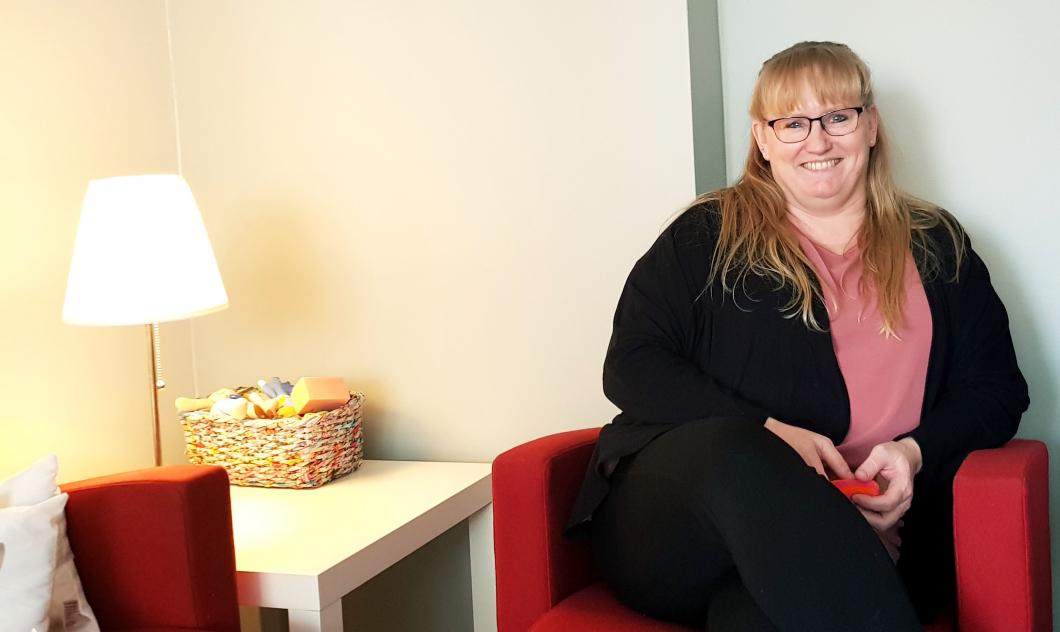Psykiatrisjuksköterskan: Utan hjälp i tid blir barnen sämre