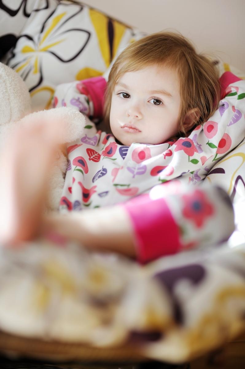 Så ska sömnstörningar hos barn behandlas