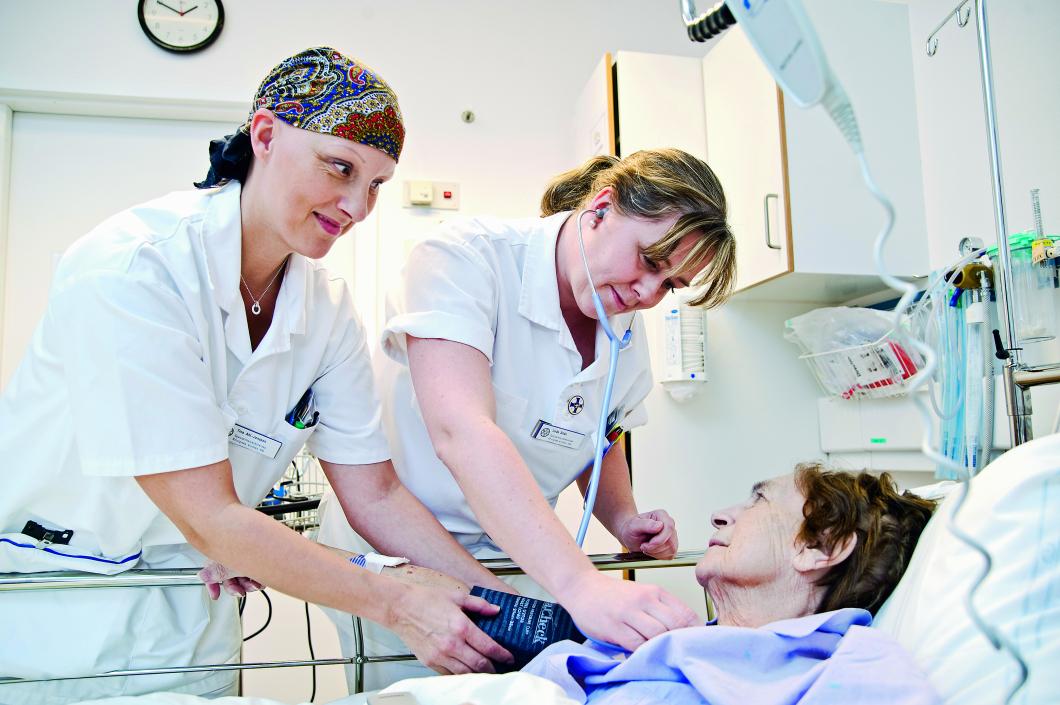 Avancerad utbildning för sjuksköterskor gav 7 000 mer i lön