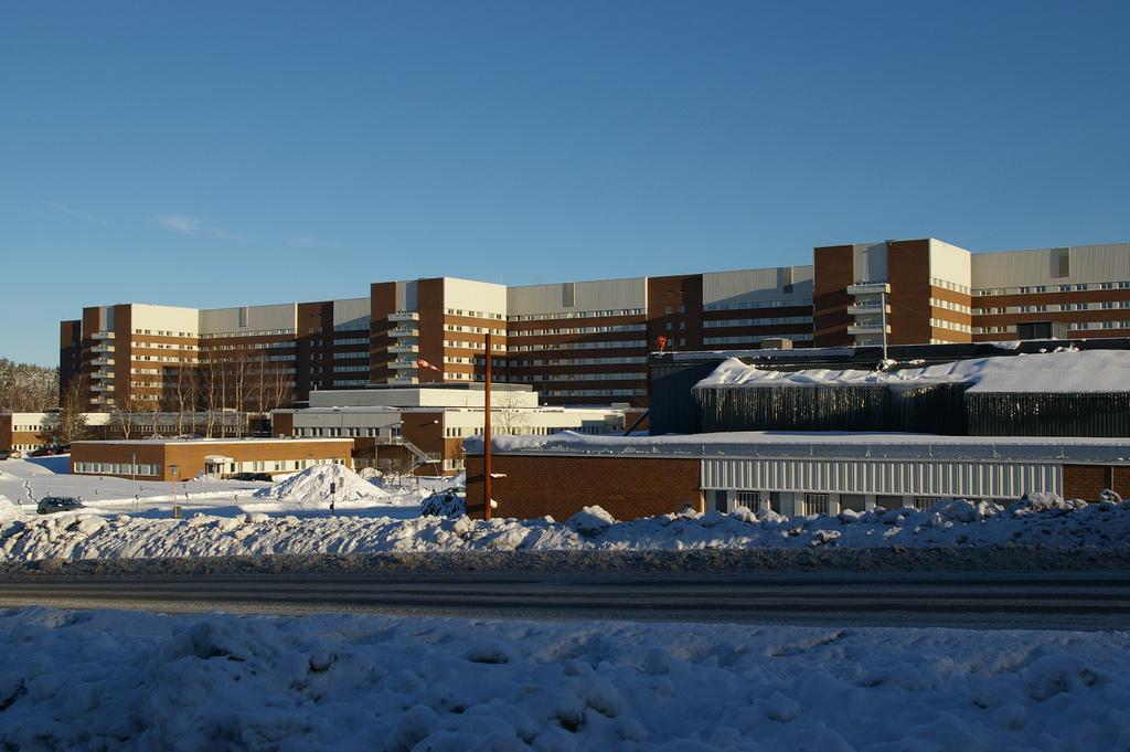 Sundsvalls sjukhus: Försämrad arbetsmiljö på alla punkter