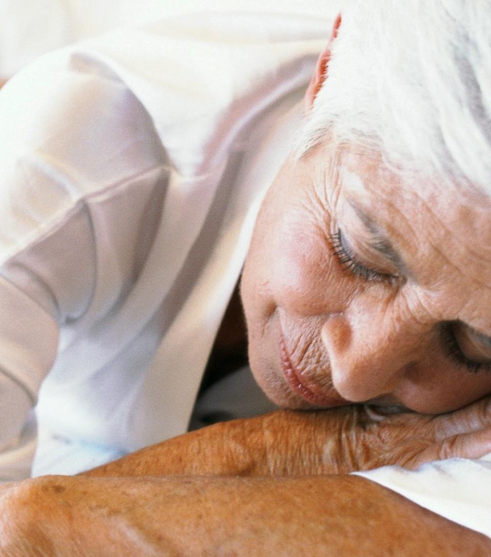 Dålig sömn vanligt hos personer med kranskärlssjukdom