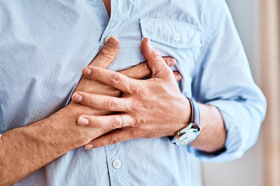 Kbt via internet minskade depression hos hjärtsjuka