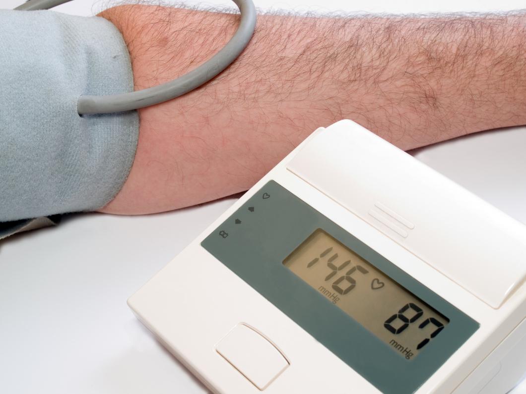 Läkemedel skyddar även vid lätt förhöjt blodtryck