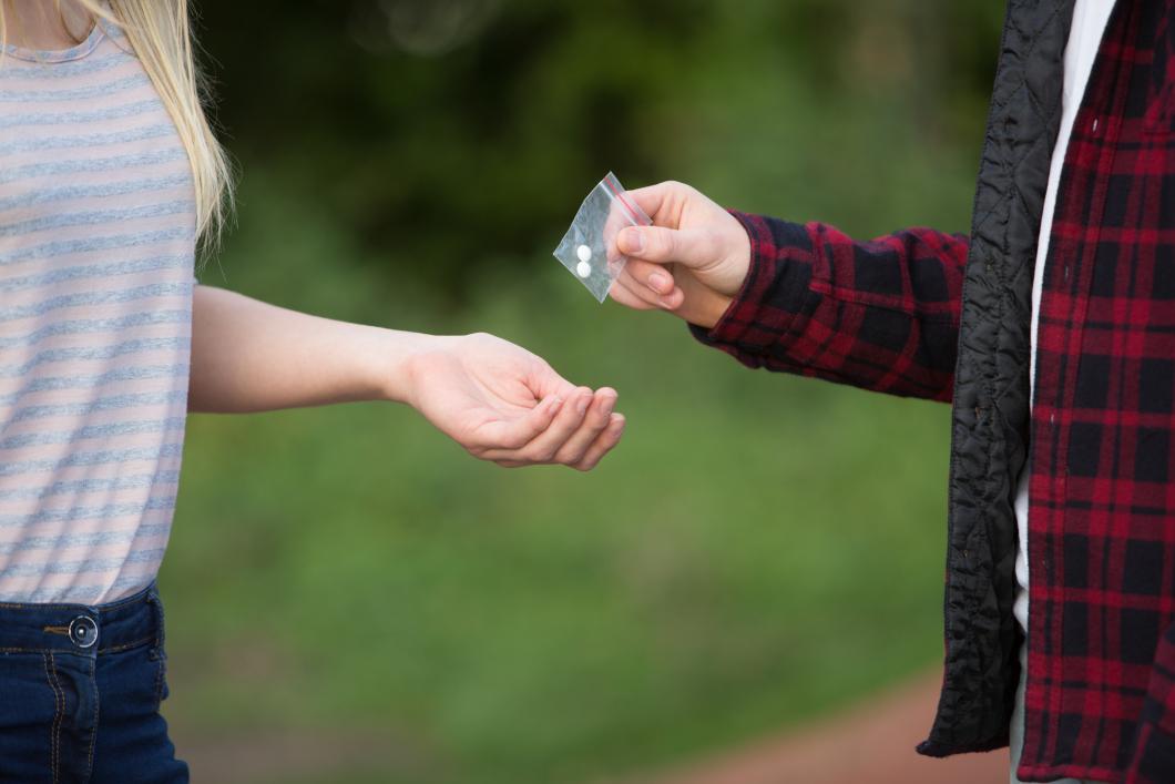 Läkemedel mot adhd säljs illegalt