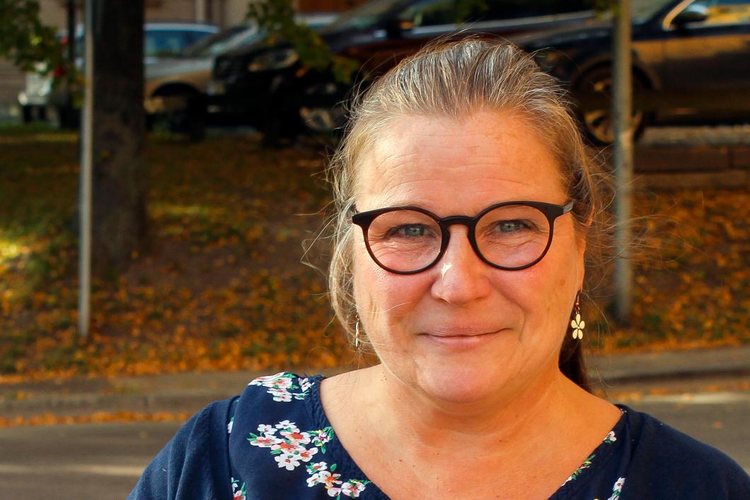 Brita är årets sjuksköterska inom palliativ omvårdnad