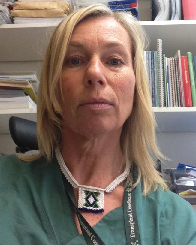 Personalkris på transplantation när koordinatorerna slutar