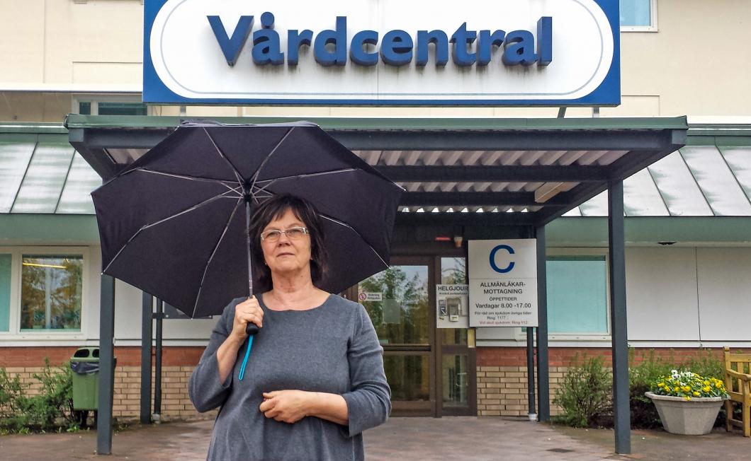 Vårdförbundet kräver att vårdcentralen i Torsby stängs