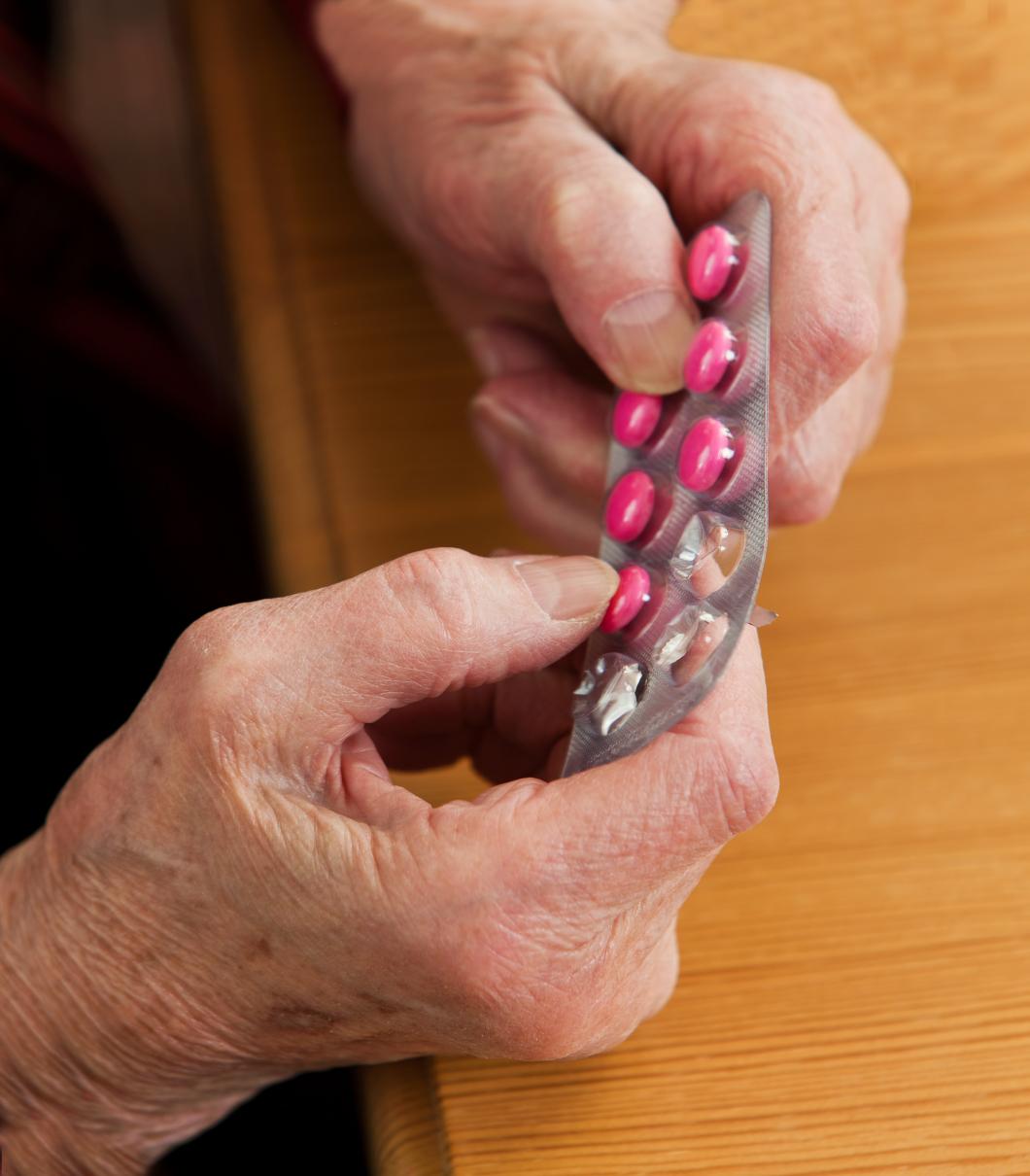 Kraftig minskning av olämpliga läkemedel till äldre i Skåne