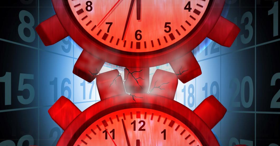 120 timmar övertid – på fyra månader