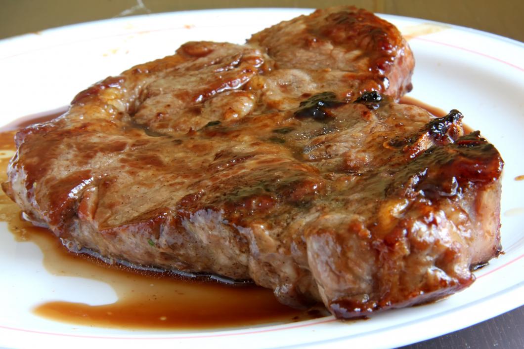 Nya råd: Högst ett halvt kilo rött kött i veckan
