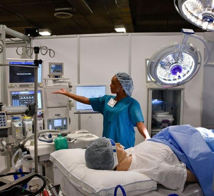 Framtidens sjukhus presenteras på årets it-mässa för vården